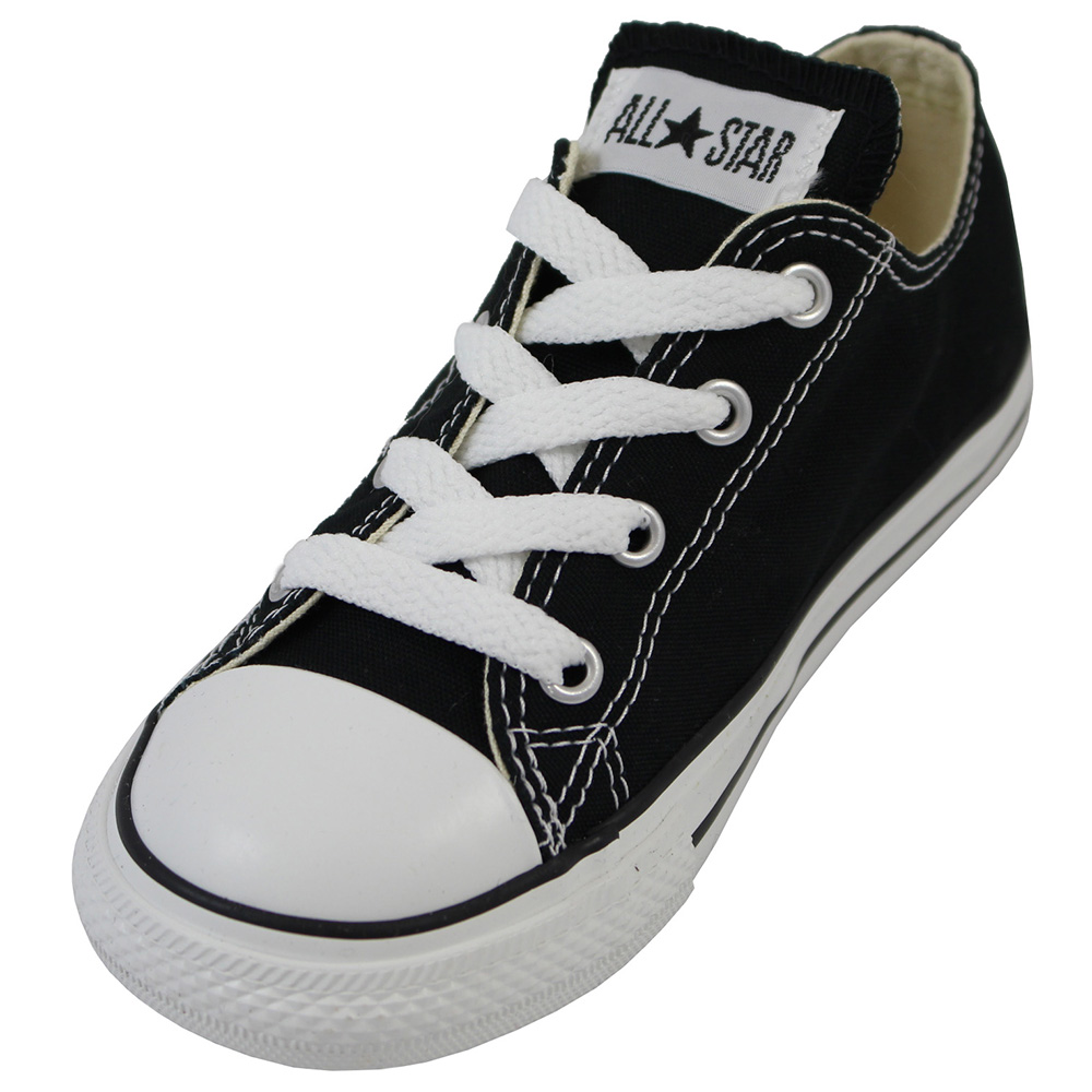 Converse Chuck Taylor 7J256C Toddler Optical White Low Top