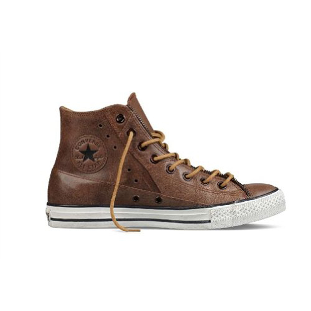 Converse Chuck Taylor Moto Leather Shoes